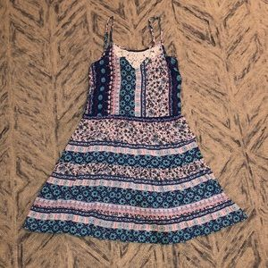 Floral dress (kids size)